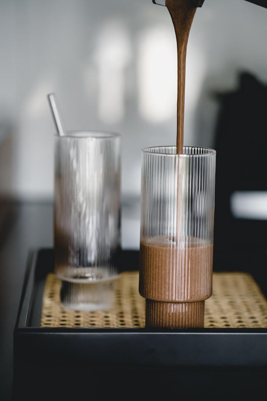 Chocolate Chai Smoothie