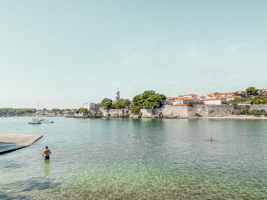 Hosszú hétvége Horvátországban - Krk szigete