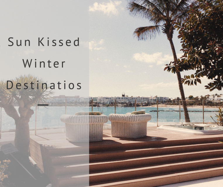 5 Sun Kissed Destinations For Winter Travel