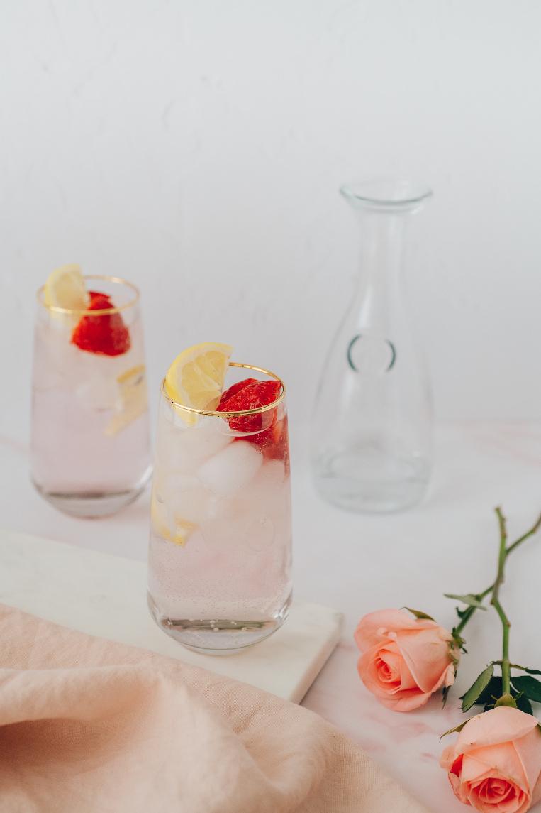 Pink Gin&Tonic